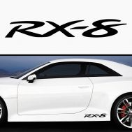 Sticker prag RX-8 (set 2 buc)