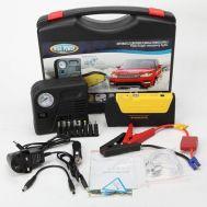 Kit robot pornire + compresor auto (robot pornire, compresor, cutter, ciocan spart geamuri, etc.)