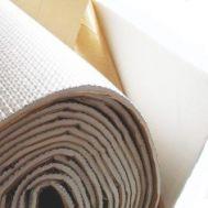 Material insonorizant cu aluminiu, 6 mm grosime (100 x 100 cm)