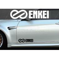 Set 2 buc. sticker auto lateral - ENKEI