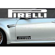 Set 2 buc. sticker auto lateral - PIRELLI
