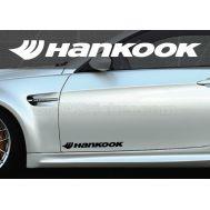 Set 2 buc. sticker auto lateral - HANKOOK
