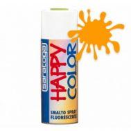 Spray vopsea Fluorescent, HappyColor, 400ml