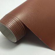 Folie auto DECO - Maron Leather (100 x 45cm)