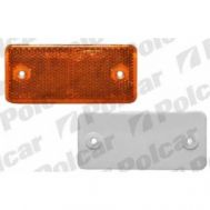 Catadioptru reflectorizant orange universal partea dreapta/stanga , 89x40x6mm , dreptunghiular , 1 buc.