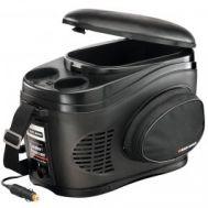 Lada frigorifica auto Black & Decker 12V 5A , 9 litri , reglare automata de temperatura cu suport pahare si buzunar lateral