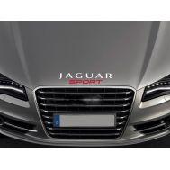 Sticker capota JAGUAR - CPT25