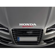 Sticker capota HONDA - CPT21