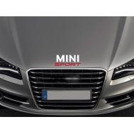 Sticker capota MINI - CPT05