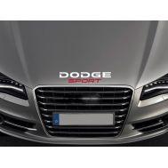 Sticker capota DODGE - CPT15