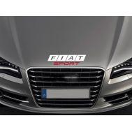Sticker capota FIAT - CPT17