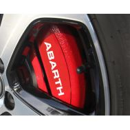 Sticker etriere - ABARTH (set 4 buc.)