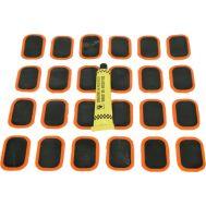 Petice vulcanizare (24 buc. - 30 x 50 mm)