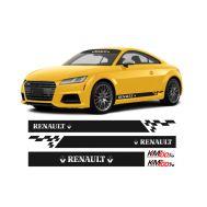 Set stickere Renault (5 piese)