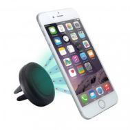 Suport auto magnetic pentru telefon, fixare in grila de ventilatie