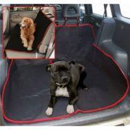 Husa portbagaj pentru transport animale de companie , SUV 4x4, Hatchnack , 140x150 cm