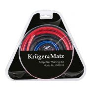 Kit cabluri amplificator (25mm2), Kruger&Matz