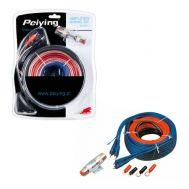 Kit cabluri amplificator Peiying Basic ZLA0411