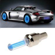 Capac ventil LED - Albastru
