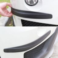 Ornament flexibil bumper CARBON - 2 buc.