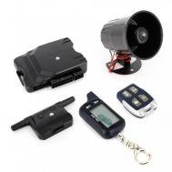 Alarma auto CARGUARD G7050 cu telecomanda tip PAGER