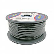 Cablu putere 12GA - NEGRU - alimentare amplificator (diametru 4,5 mm)