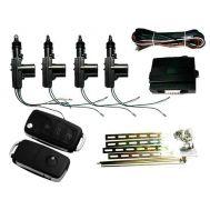 Inchidere centralizata cu cheie briceag si 4 actuatoare (tip VW)