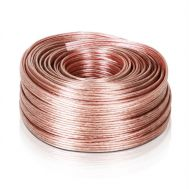 Cablu profesional difuzoare (diametru 2 x 1,50 mm)
