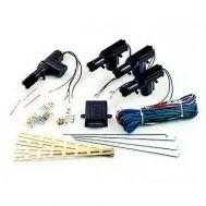 Inchidere centralizata cu 1+3 actuatoare
