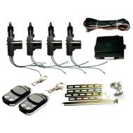 Inchidere centralizata cu telecomanda si 4 actuatoare