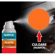 Spray Profesional RAL2004 pentru vopsire elemente din plastic sau metal