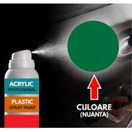Spray Profesional RAL6029 pentru vopsire elemente din plastic sau metal