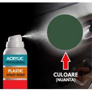 Spray Profesional RAL6009 pentru vopsire elemente din plastic sau metal