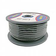 Cablu putere 6GA - NEGRU - alimentare amplificator (diametru 8,0 mm)
