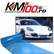 Folie protectie faruri / stopuri (60 x 60 cm) - albastru