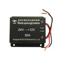 Invertor tensiune 24V -> 12V, 30A - TIR