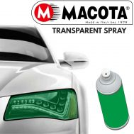 Spray transparent faruri / stopuri, MACOTA ITALY - VERDE (400ml)