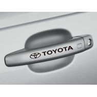 Sticker manere usa - Toyota (set 4 buc.)