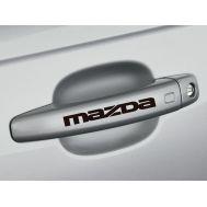 Sticker manere usa - Mazda (set 4 buc.)