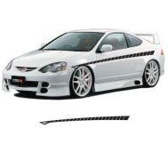 "Dungi auto ""Racing Style""  (set 2 buc)"