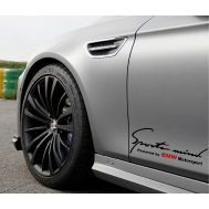 Sticker Sports Mind BMW (pret pe bucata)