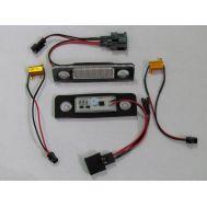 Lampa LED numar compatibila Skoda
