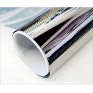 Folie pentru geamuri SILVER, ieftina, NEOMOLOGATA RAR (3m x 0,5m)