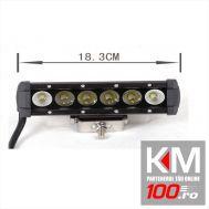 Proiectoare CREE LED, 12V - 24V, 30W