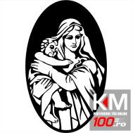 Sticker Religions - REL05