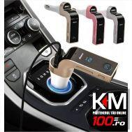 MP3 Player Auto si Emitator FM Bluetooth Multifunctional