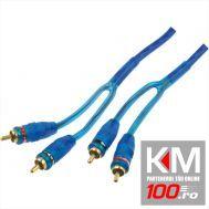 Cablu RCA conectare amplificator, 5m