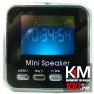 Modul decodor MP3, citire USB/ SD, afisaj cu LED, pentru incinte
