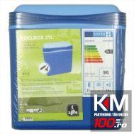 Lada frigorifica auto Zens 12V/230V , 21 litri 38dB 96kwh , 41x25x39cm