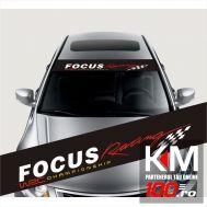 Sticker parasolar auto FOCUS (126 x 16cm)